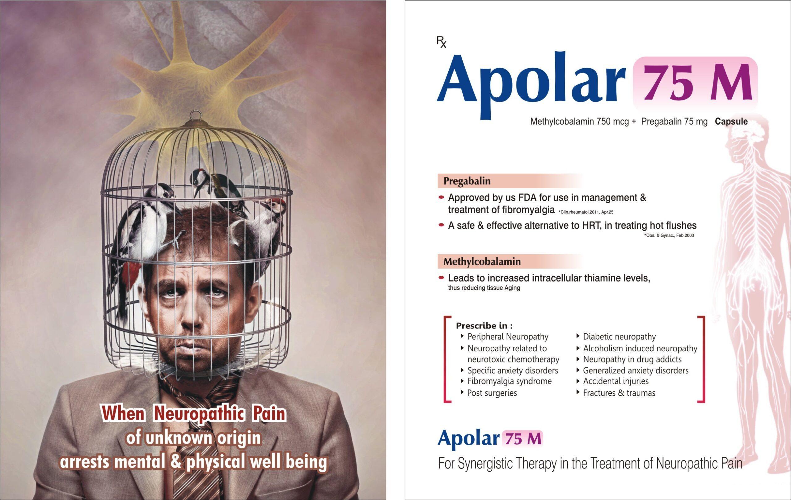Apolar 75 M