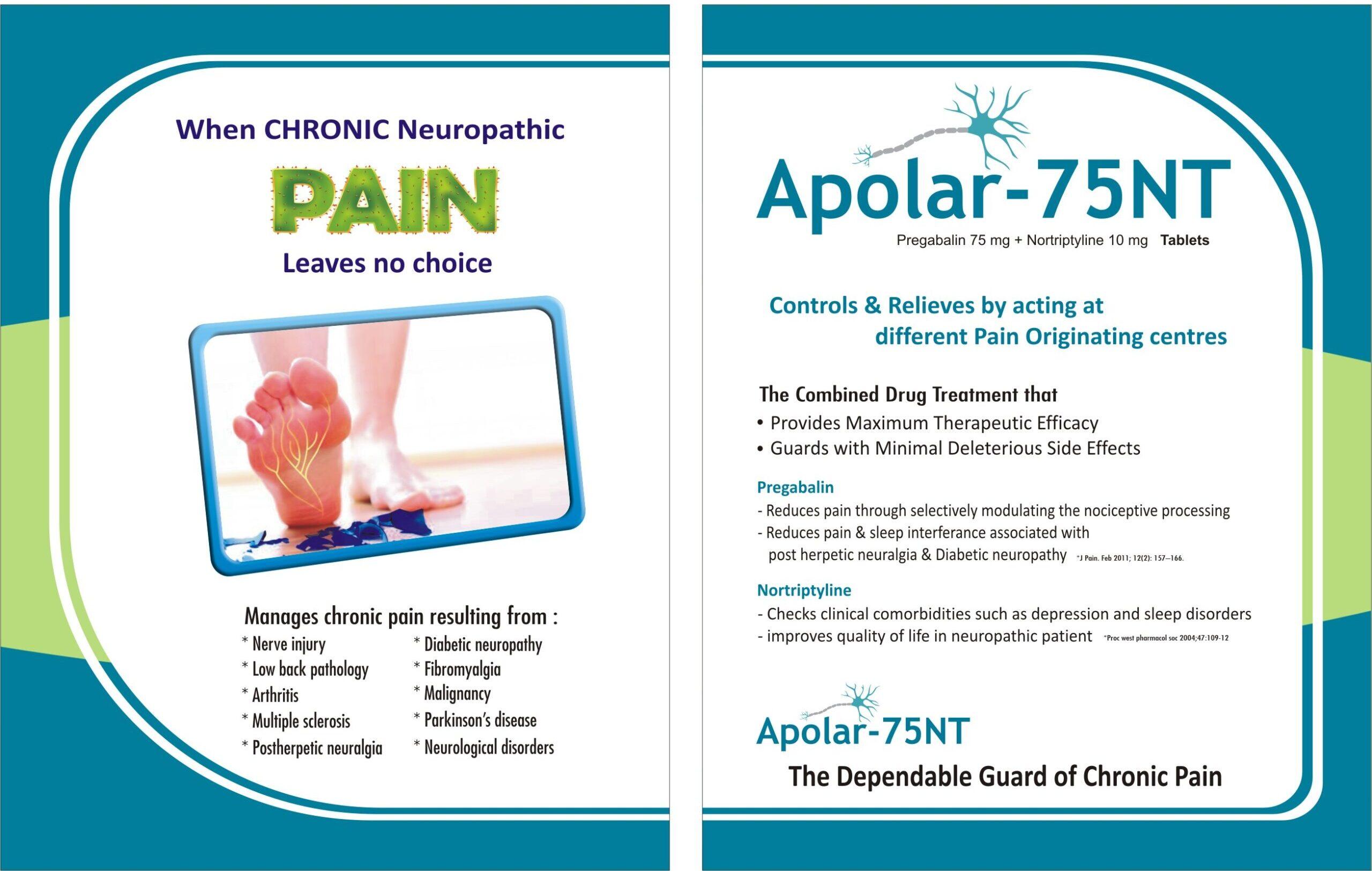 Apolar 75 NT